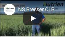 NS Presser Spring Wheat